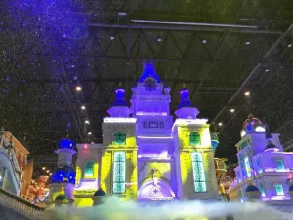 郑州冰雪大世界,不容错过的狂欢 河南旅游手机报